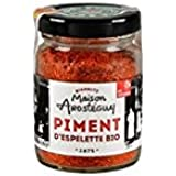 Maison Arosteguy Piment d'Espelette - Basque Chili Pepper Powder - 50gram