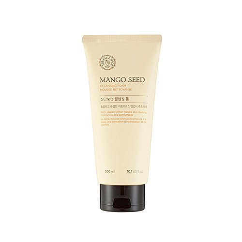 THE-FACE-SHOP-Mango-seed-cleansing-foam300ml
