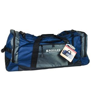 Image Unavailable. Image not available for. Colour  Magellan Sport 32 quot   Polyester Duffle Bag ... 3b4e1db6c84a8