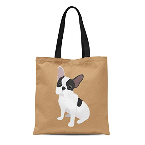 french bulldog messenger bag - 9