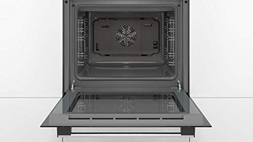 Bosch Forno Elettrico da Incasso Serie 2 HBF031BR0 Capacit/à 66 L Multifunzione Ventilato Colore Acciaio Inox