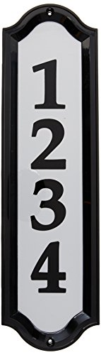Whitehall Products Standard Wall Nite Bright Richfield One Line Home Address Sign, (Whitehall Products Color)