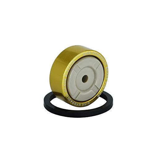 - EXNAVI Metal Piston Hydraulic Brake Caliper Services Kits for Shimano XT M785 M8000 R805S R815S SLX M675 M7000 XTR M9020 M9000 (Gold)