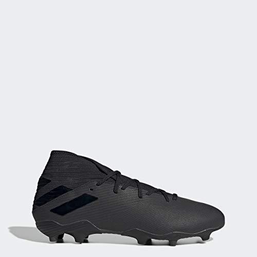 adidas Men's Nemeziz 19.3 Firm Ground Soccer Shoe, Utility Black, 10.5 M US
