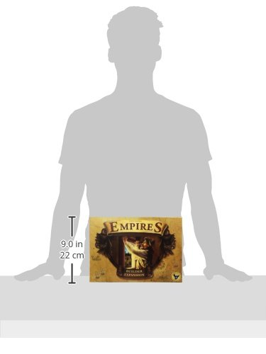 Eagle-Gryphon Games EAG01303 Empires Builder Expansion Age of Discovery Collectible Card Game