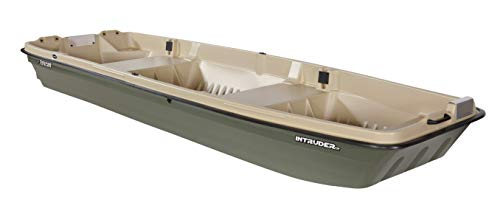 Pelican – Boat Intruder 12 – Jon Fishing Boat – 12 ft. – Great for Hunting/Fishing