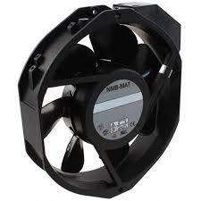 NMB TECHNOLOGIES 5915PC-12T-B10-A00 AC Fans AC Axial Fan, 150x172x38mm, 115VAC, Ball Bearing