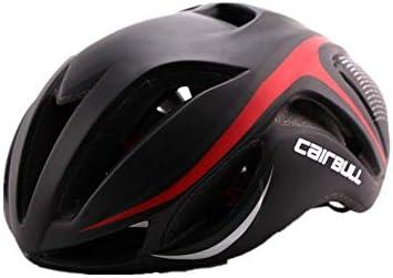 Ligero Cómodo Casco de bicicleta para adultos Casco de equitación de ...
