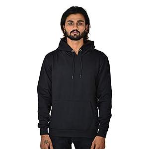 WearIndia Men's & Women's Cotton Hooded Hoodie