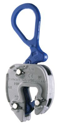 Straight Type Shackles (GX Clamps - 1/2ton 1/16-5/8 gx clampw/ cam wear in)