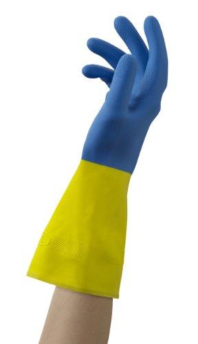 (Mr. Clean 243029 Neo Bi-Colored Neoprene Coated Gloves, 1)