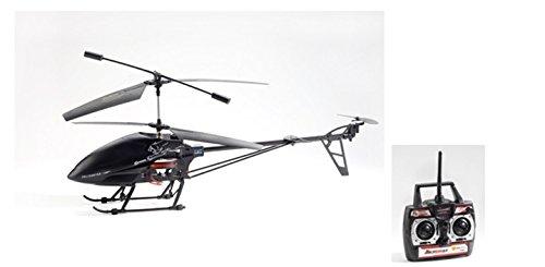 L-24 Helicopter RC Fernbedienung schwarz Tiger mit Fernbedienung RC 73 cm gross 14096 7bdfad