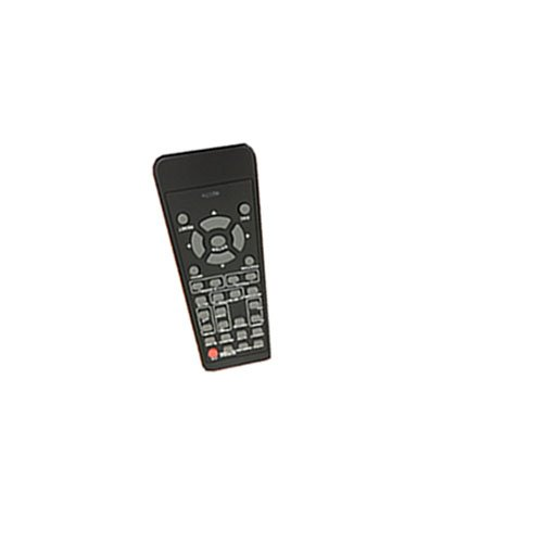 Easy Replacement Projector Remote Control for Hitachi CP-RS57W CP-X450 CP-X467 Projector by EREMOTE