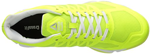 Solar Speed Cross Silver Women's Metallic Yellow Tr Shoe Trainer Reebok Crossfit wCqBapZxa1