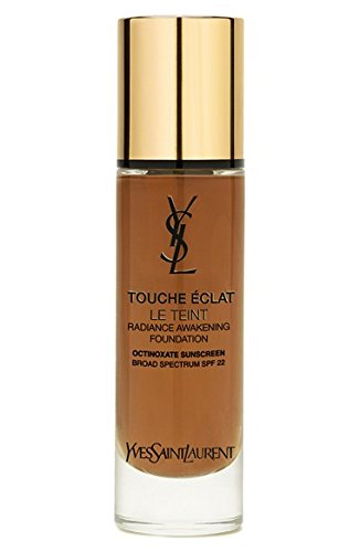 Yves Saint Laurent 'Touche Éclat Le Teint' Radiance Awakening More Fatigue-Defying Foundation SPF 22 (B80 Chocolate )