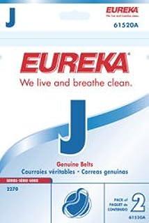 2000 Series Vacuum Rear Wheel Eureka 238 1400