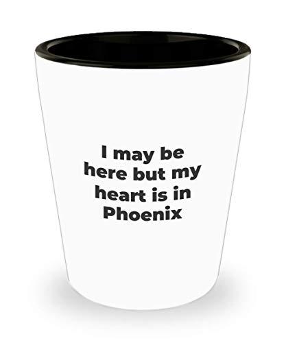 Glass Phoenix Az - Phoenix Arizona Shot Glass Gifts and Souvenirs AZ