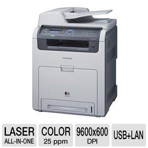 Samsung CLX-6250FX/XAA Wireless Color Printer with Scanner, Copier & Fax