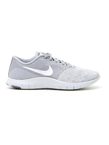 Adulto Wmns Scarpe Grey Wolf pure – Nike Grey Da White Fitness Unisex Contact Flex cool Platinum 8dwZxZqtR