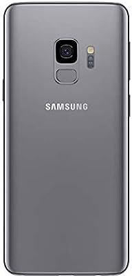 Samsung Galaxy S9 Dual Sim - 64GB, 4GB Ram, 4G LTE, Titanium Grey