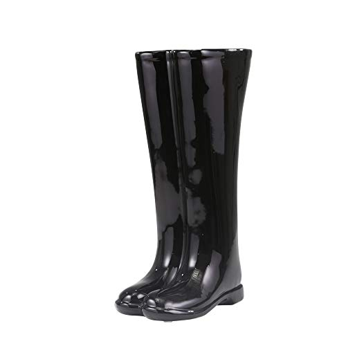 Sagebrook Home 10595 Ceramic Boots Umbrella Stand,, used for sale  Delivered anywhere in USA