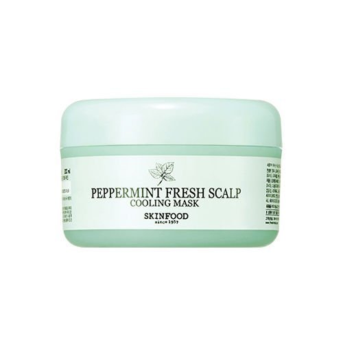 SKINFOOD* Peppermint Fresh Scalp Cooling Mask (Scalp Mask)