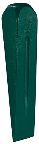 Leborgne 229300 Coin à Bois 3 kg, Vert