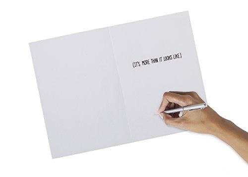 Hallmark Shoebox Funny Love Greeting Card (Dinosaur Arms) Photo #5