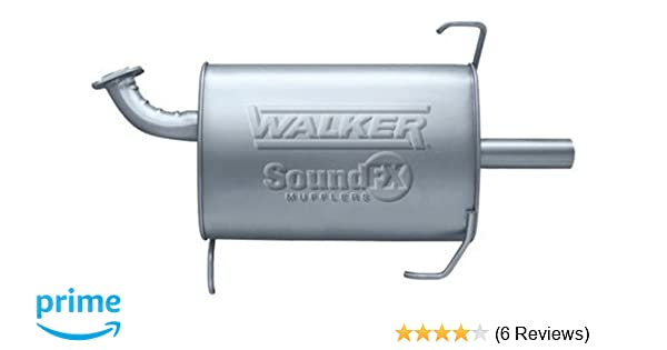 Exhaust Muffler Strap Walker 36375