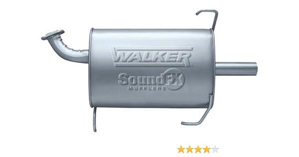 Exhaust Muffler-SoundFX Direct Fit Muffler Walker 18823