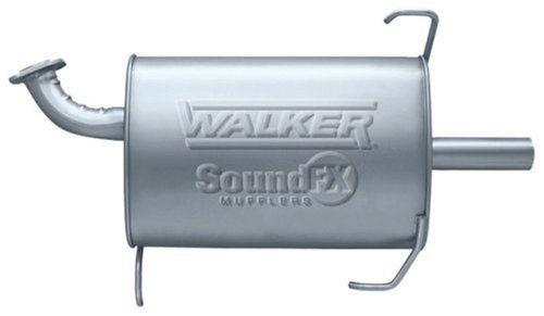 Ford Tracer Mercury (Walker 18563 SoundFX Muffler)