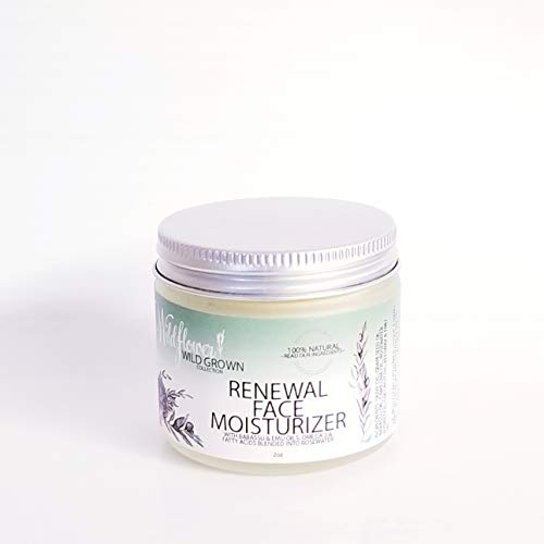 Renewal Face Moisturizer with Rosewater ()
