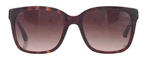 Armani Unisex  Sonnenbrille EA4042, , , , , Gr. Medium (Herstellergröße: 55), Mehrfarbig (havana 502613)