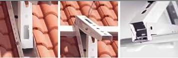 Set aus 2x Universal Bodenkonsole f/ür Split Klima Klimaanlage INVERTER Klimager/ät und Heizung W/ärmepumpe 400mm