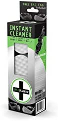 GolfERASERS Instant Golf Eraser, Premium Dual-Sided Sponge for Cleaning Clubs, Shoes & Golf Balls (6 P