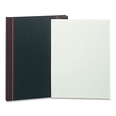 (RED58400 - Rediform Texhide Cover Record Books with Margin)