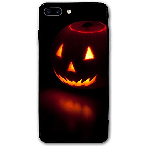 Halloween Pumpkin Dark Autumn Stylish iPhone 7/8 Plus
