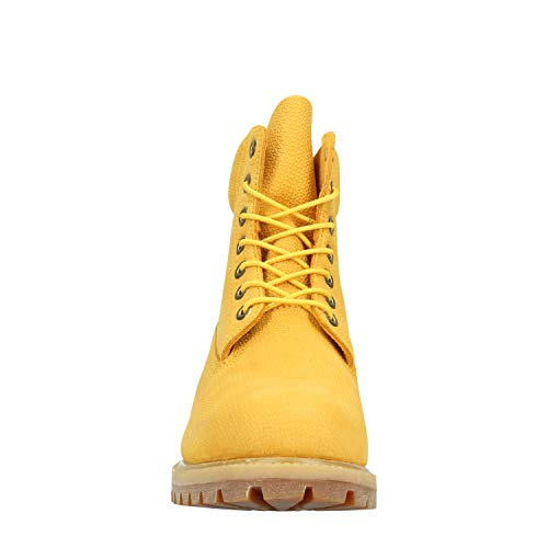 Boot Old Jaune Homme Premium Timberland Botin Gold pour qRnBzp5x