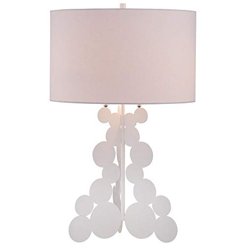 Table George Kovacs 2 Lamp - George Kovacs P1614-0 Two Light Table Lamp, 18
