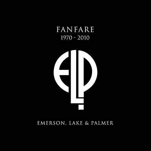 Fanfare: The Emerson, Lake & Palmer Box by BMG Rights Management (UK) Ltd