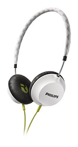 Philips SHL5100WT/00 CitiScape Kopfhörer mit Bügel weiß