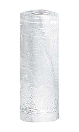 Amazon.com: Bolsas de plástico transparente Garment – Grande ...