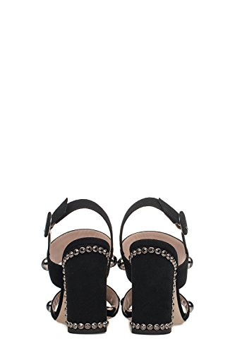 ALBERTO GOZZI Sandalias de Vestir Para Mujer Negro Negro It - Marke Größe