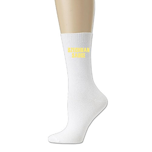(XHXmae Saechuan Sauce Unisex Comfortable Casual Leisure Sock Cotton Socks)