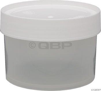Nalgene Polypropylene Wide-Mouth Jar, 16 oz