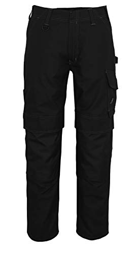 Mascot 10179-154-09-82C48 Houston Trousers, L82cm/C48, Black (Mascot Houston Pants)