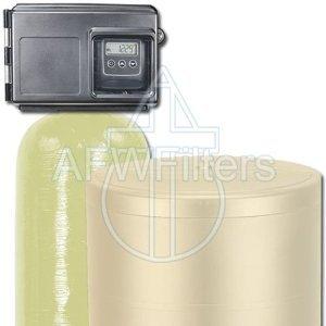 80k Water Softener with Fleck 2510SXT Metered Valve - 80,000 Grain Softener Removes Hardness and Scale