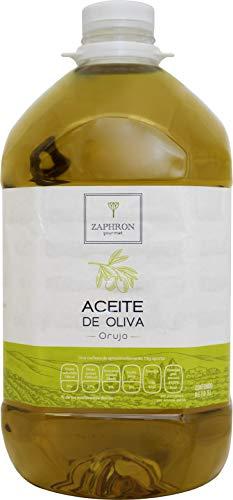 Zaphron Gourmet Aceite de Oliva Orujo, 5 L