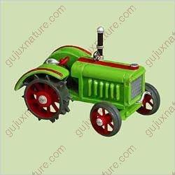 Hallmark Ornament Miniature Antique Tractors #8 2004