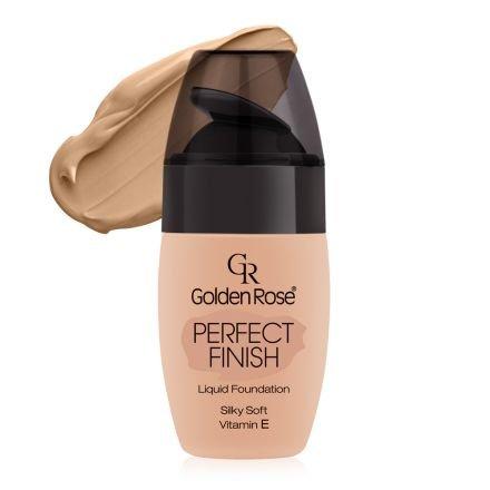 Golden Rose Perfect Finish Liquid Foundation - ()